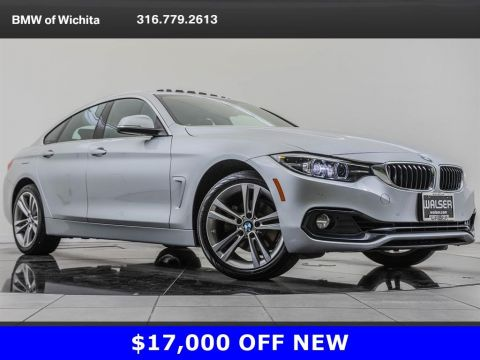 Pre-Owned 2019 BMW 4 Series 430i xDrive, Convenience Package