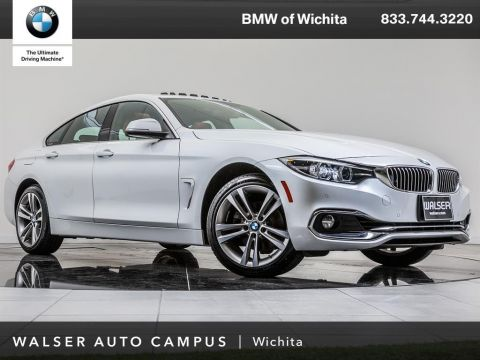 Pre-Owned 2018 BMW 4 Series 430i xDrive Harman/Kardon, Head-Up Display, Navi