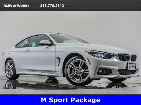 Pre-Owned 2019 BMW 4 Series 430i xDrive, M Sport Package