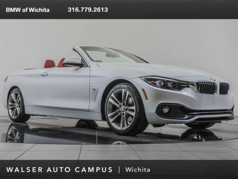 Pre-Owned 2019 BMW 4 Series Navigation, Convenience Package