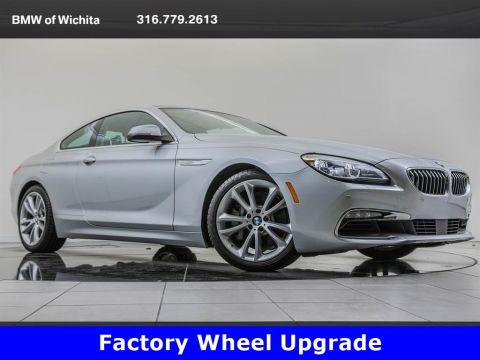 Pre-Owned 2017 BMW 6 Series 640i xDrive