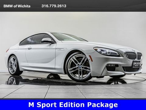 Pre-Owned 2016 BMW 6 Series 650i