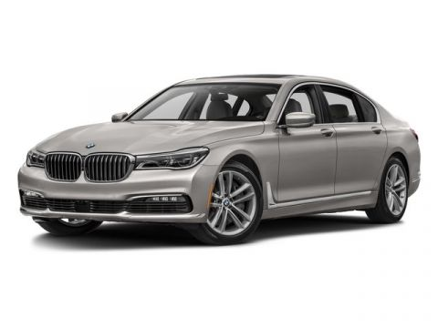 Pre-Owned 2016 BMW 7 Series XDRIVE MOON
