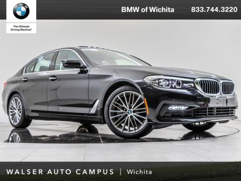 Pre-Owned 2017 BMW 5 Series 530i xDrive Gesture Control, Head-Up Display