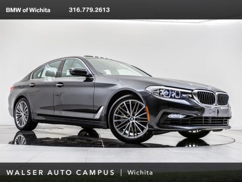 Certified Pre-Owned 2018 BMW 5 Series 530i xDrive, BMW Certified, Harman/Kardon Sound