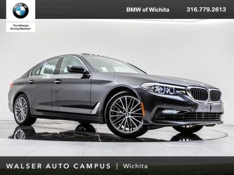 Certified Pre-Owned 2018 BMW 5 Series 530i xDrive Harman/Kardon Sound, Heated Seats