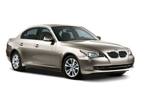Pre-Owned 2009 BMW 5 Series 528i, Moonroof, STEPTRONIC Auto Tran., Htd Sts