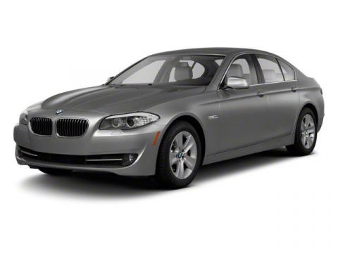 Pre-Owned 2013 BMW 5 Series 528i, Navigation, Heated Front Seats, RV Camera