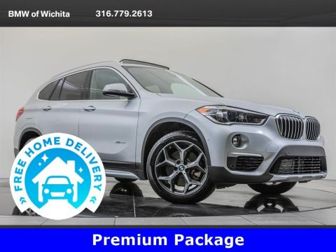Pre-Owned 2017 BMW X1 xDrive28i, Driving Assistance Package