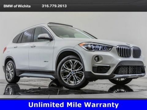 Certified Pre-Owned 2017 BMW X1 xDrive28i, Premium Pkg