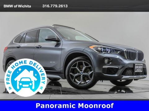 Pre-Owned 2016 BMW X1 Premium & Cold Weather Packages