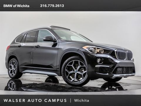 Pre-Owned 2018 BMW X1 2018 BMW X1 SDRIVE28I (A8) 4DR SUV 105.1 WB