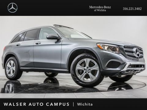Pre-Owned 2016 Mercedes-Benz GLC