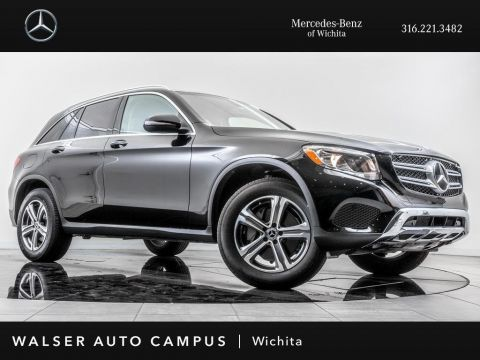 Certified Pre-Owned 2018 Mercedes-Benz GLC GLC 300 4MATIC®, Certified Pre-Owned, Rear View Cam