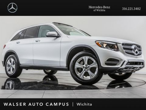 Certified Pre-Owned 2018 Mercedes-Benz GLC GLC 300 4MATIC®, Certified Pre-Owned, Android Auto