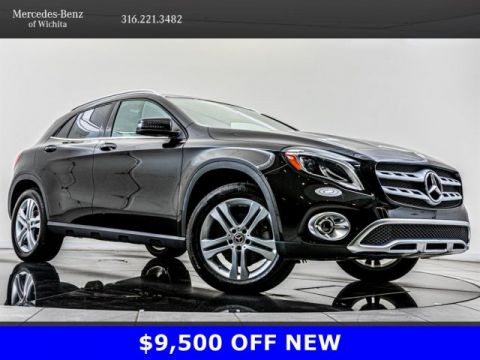 Pre-Owned 2019 Mercedes-Benz GLA GLA 250 4MATIC®, Premium Pkg