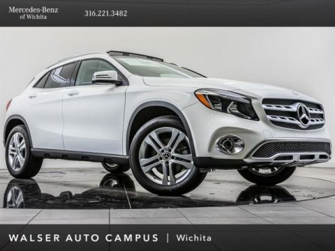 Pre-Owned 2019 Mercedes-Benz GLA GLA250 4MATIC® SUV