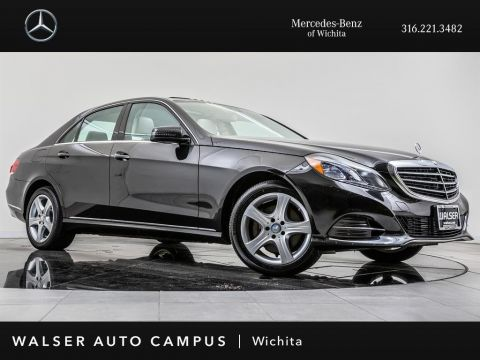 Pre-Owned 2016 Mercedes-Benz E-Class E 250 Luxury BlueTEC 4MATIC®, Navigation RV Camera