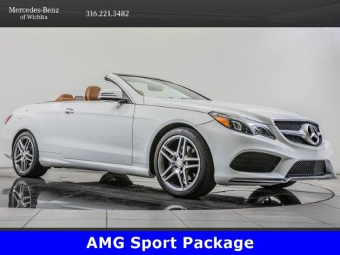 Pre-Owned 2016 Mercedes-Benz E-Class E 400, AMG® Sport Package