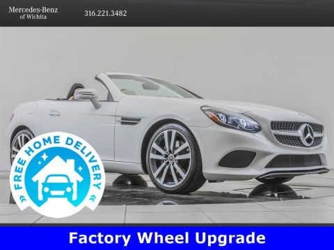Pre-Owned 2017 Mercedes-Benz SLC Premium 2 Package