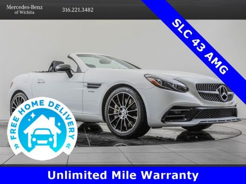 Pre-Owned 2017 Mercedes-Benz SLC AMG® SLC 43, Premium 2