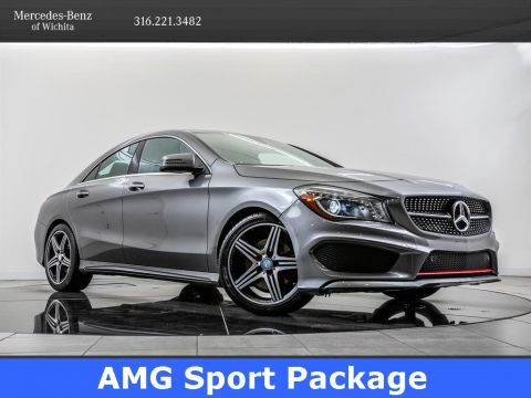 Pre-Owned 2015 Mercedes-Benz CLA CLA 250, harman/kardon, KEYLESS-GO, Blind Spot Ast