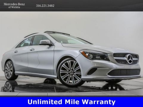 Certified Pre-Owned 2019 Mercedes-Benz CLA