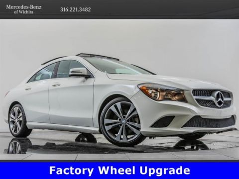 Pre-Owned 2016 Mercedes-Benz CLA CLA 250 4MATIC®, Upgraded 18-Inch Wheels