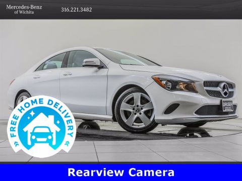 Pre-Owned 2019 Mercedes-Benz CLA CLA 250 4MATIC®