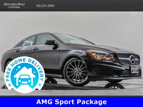 Pre-Owned 2016 Mercedes-Benz CLA 250