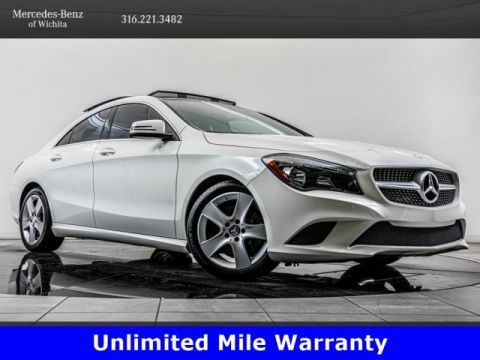 Certified Pre-Owned 2016 Mercedes-Benz CLA CLA 250 4MATIC®, Premium Pkg