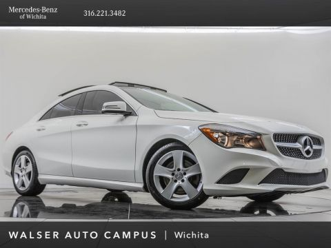 Pre-Owned 2016 Mercedes-Benz CLA CLA 250 4MATIC®, Navigation, Premium 1 Package
