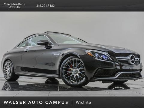 Pre-Owned 2018 Mercedes-Benz C-Class AMG® C 63