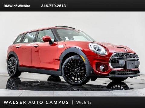 Certified Pre-Owned 2018 MINI Clubman Cooper S, MINI Certified Pre-Owned, Navigation