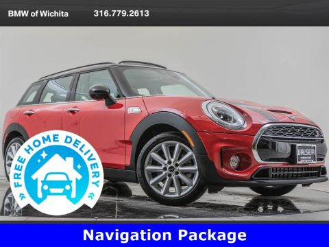 Pre-Owned 2019 MINI Cooper S Clubman Touchscreen Navigation Package