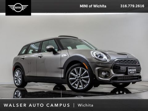 Pre-Owned 2018 MINI Clubman Cooper S, Fully Loaded, Navigation, RV Camera