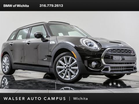 Pre-Owned 2018 MINI Clubman Cooper S ALL4, Panoramic Roof, harman/kardon