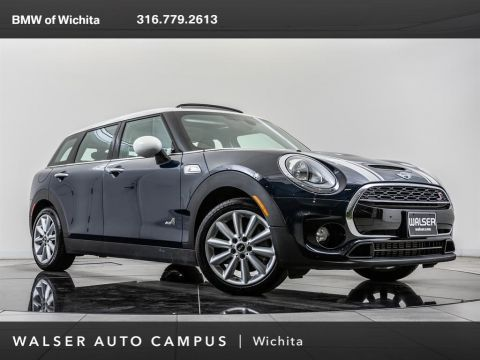 Pre-Owned 2018 MINI Clubman Cooper S ALL4, Rear View Camera, harman/kardon