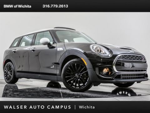 Pre-Owned 2018 MINI Clubman Cooper S ALL4, STEPTRONIC, Heated Seats, RV Camera