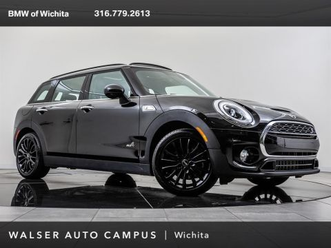 Pre-Owned 2018 MINI Clubman AWD S COLD/PREM