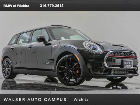 Pre-Owned 2019 MINI Clubman Navigation, Premium & Touchscreen Nav. Packages