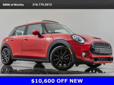 Pre-Owned 2019 MINI Hardtop 4 Door Cooper S, Premium Pkg, Signature Trim