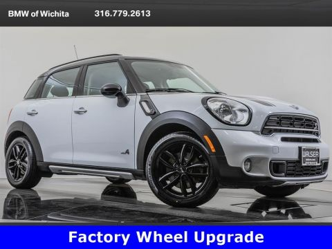 Pre-Owned 2016 MINI Cooper Countryman S ALL4, Media Package
