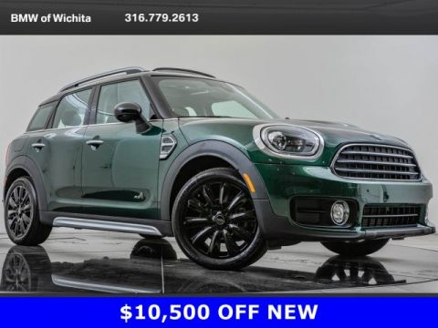 Pre-Owned 2019 MINI Countryman Cooper ALL4, Signature Pkg