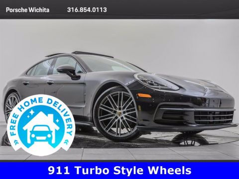 Pre-Owned 2018 Porsche Panamera 4 Premium Package Plus