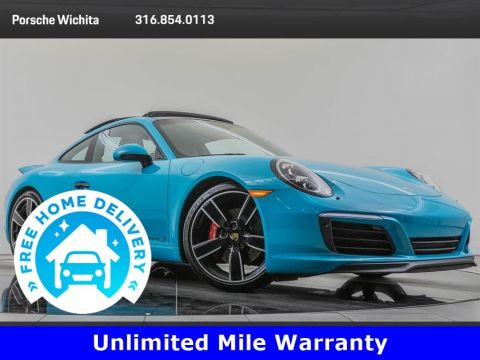Pre-Owned 2017 Porsche 911 Carrera S Sport Chrono Package