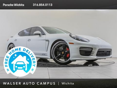 Pre-Owned 2016 Porsche Panamera GTS Premium Package Plus