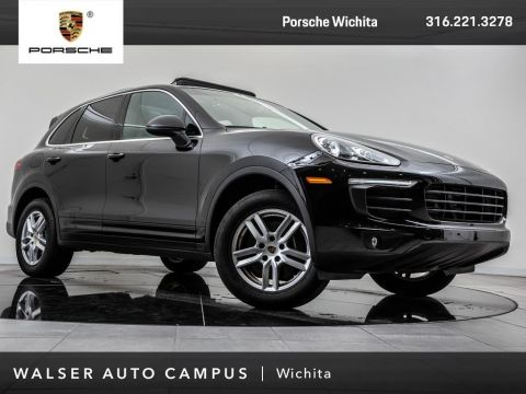 Pre-Owned 2018 Porsche Cayenne Navigation, BOSE, Reversing Camera, Panoramic Roof