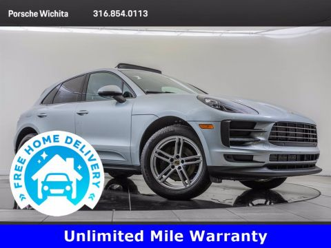 Pre-Owned 2019 Porsche Macan Premium Package