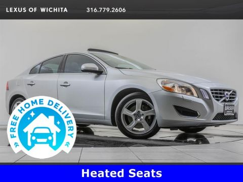 Pre-Owned 2012 Volvo S60 T5, Premium Package